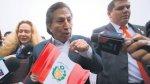 Alejandro Toledo: casa de su suegra está vacía y acumula deudas - Noticias de impuesto predial