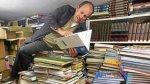La biblioteca salvada de la basura para niños en Colombia - Noticias de leon tolstoi