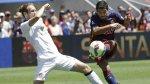 Barcelona perdió 3-1 con Manchester United en partido amistoso - Noticias de los Ángeles galaxy