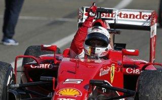 Fórmula 1: Vettel gana en el GP de Hungria