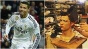 Cristiano Ronaldo pide que le hagan una nueva figura de cera
