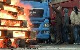 Francia: Ganaderos agudizan su protesta [VIDEO]