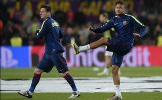 """Neymar sobre enfrentar a Lionel Messi: """"No es bueno, es malo"""""""