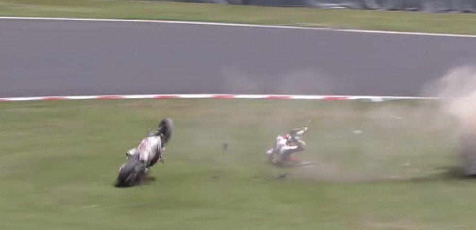 YouTube: Terrible accidente en las 8 Horas de Suzuka