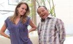 Denisse Dibós y Melcochita tuvieron reencuentro en televisión