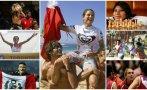 Fiestas Patrias: te presentamos 28 deportistas de bandera