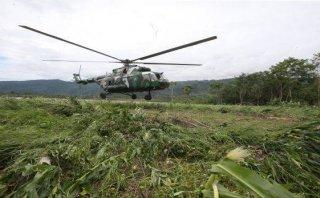 Vraem: rescatan a 26 niños y 13 mujeres cautivos de Sendero