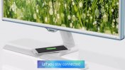 Samsung lanza monitor con cargador inalámbrico para smartphones