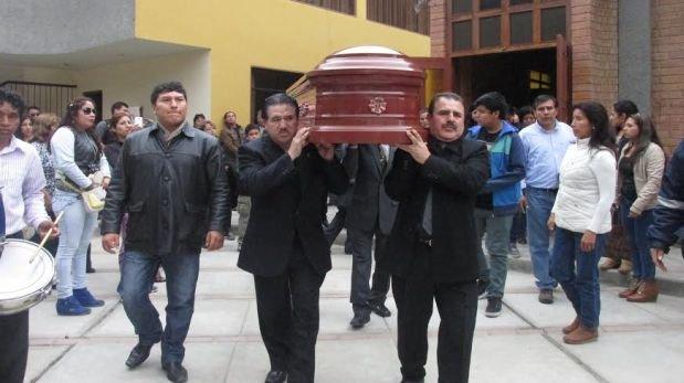 Hermano de congresista Rimarachín será enterrado en Cajamarca