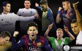 Cristiano, Messi y Neymar candidatos a mejor gol de la UEFA