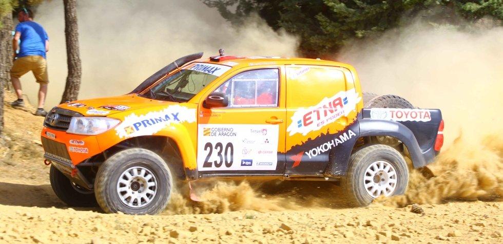 Cross Country: Orlandini en el podio del Baja Aragón