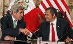 """Fiestas Patrias: EE.UU. le desea al Perú """"paz y prosperidad"""""""