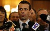 Capriles pide a la OEA observación electoral en Venezuela