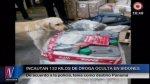 Incautan más de 130 kilos de cocaína líquida en aeropuerto - Noticias de polícia antidrogas