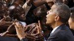 """Obama: """"En Kenia aprendí lo que jamás me enseñarían los libros"""" - Noticias de pobreza"""
