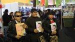 FIL Lima 2015: presentan obras de Vallejo y Arguedas en braille - Noticias de ricardo gonzalez vigil