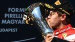 """Vettel: """"Esta victoria es para Jules Bianchi"""" - Noticias de japón"""