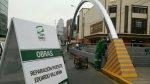 Municipio de San Isidro repara puente Villarán en Av. Arequipa - Noticias de accidente de tránsito