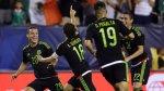 México campeón de la Copa de Oro 2015: venció 3-1 a Jamaica - Noticias de mark giles