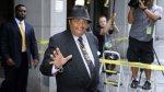 Papá de Michael Jackson internado por accidente cerebrovascular - Noticias de claudia leitte