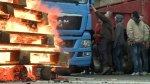Francia: Ganaderos agudizan su protesta [VIDEO] - Noticias de peaje