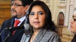 Jara: Que caso Beteta no sea preludio de la gestión de Iberico - Noticias de mesa directiva del parlamento nacional