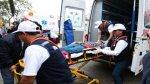Teléfonos de emergencia a tener presentes en Fiestas Patrias - Noticias de accidente de tránsito