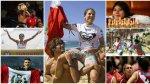 Fiestas Patrias: los 28 deportistas de bandera para recordar - Noticias de sofía mulanovich
