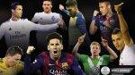 Cristiano, Messi y Neymar candidatos a mejor gol de la UEFA - Noticias de madrid