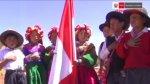El Himno Nacional cantado en lengua aimara [VIDEO] - Noticias de puno