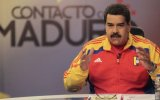 Maduro acusa a Capriles de organizar a paramilitares y narcos