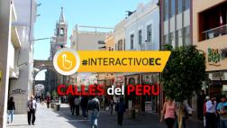 Fiestas Patrias: calles del Perú que debemos conocer y recorrer