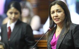 """Marisol Espinoza: """"No tengo mala relación con Nadine Heredia"""""""