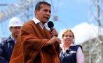 El invierno más frío del presidente Ollanta Humala