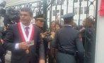Nacionalistas denuncian que Iberico canceló pases a invitados