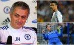Hazard: Mourinho desliza que es mejor que Cristiano Ronaldo