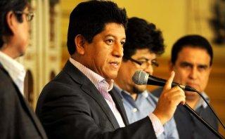 Gutiérrez: Humala dejará lo trabajado para que otros consoliden