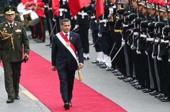 Ollanta Humala: fotos de su último mensaje por 28 de julio