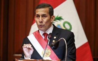 Humala destaca: Presupuesto para educación llegó a 3,6% del PBI