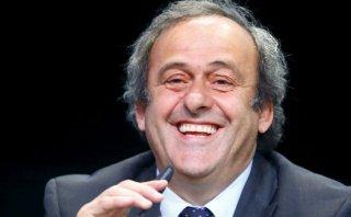 FIFA: Michel Platini anunciará su candidatura, según medios