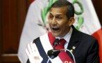 """Humala: """"Corrupción es el cáncer que nos acompaña desde siglos"""""""