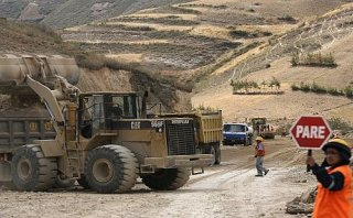 Ayacucho tendrá todas sus carreteras asfaltadas, afirma Humala