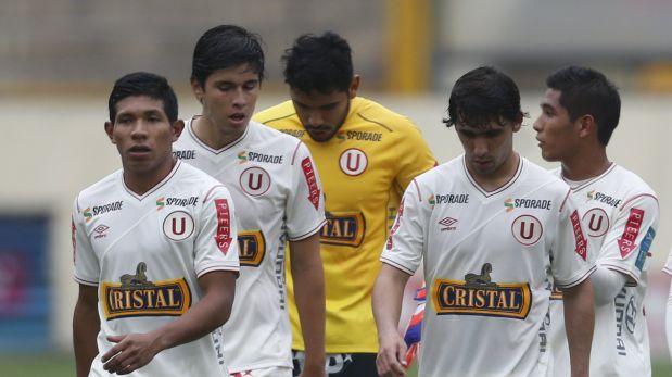 Universitario vs. Sport Huancayo: empatan 0-0 por el Apertura