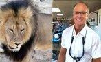 El dentista que mató a Cecil, el león más querido de Zimbabue