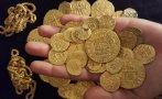 La familia que encontró oro de un naufragio de hace 300 años