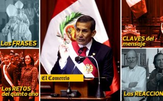 Todo lo que debes saber sobre el mensaje de Ollanta Humala