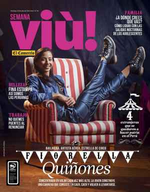 Edición impresa Viú