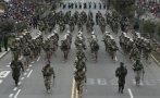 Gran Parada Militar: sigue en vivo las incidencias del desfile