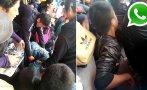 WhatsApp: así se cuelan a las tribunas de la Parada Militar
