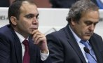 """Príncipe Ali sobre de Platini: """"La FIFA merece algo mejor"""""""